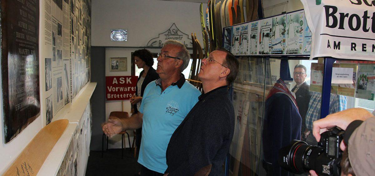 Bodo Ramelow Inselbergschanze 19.07.2019 Bild 5