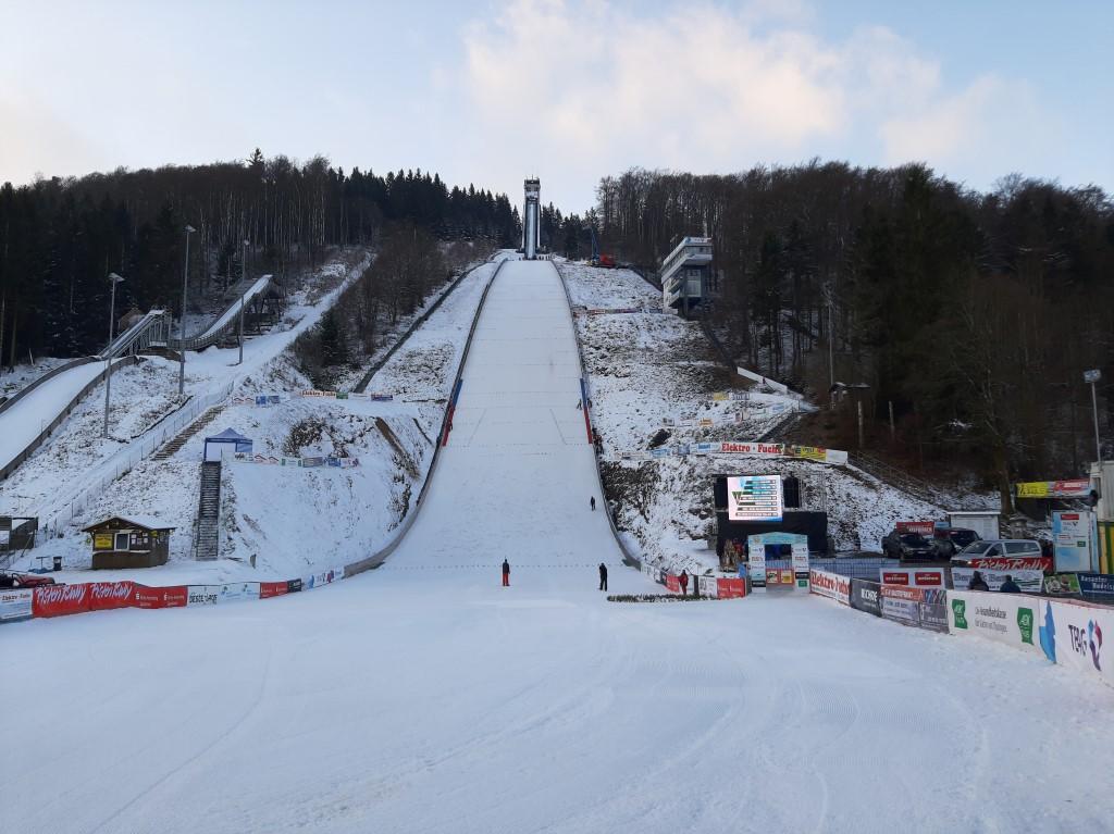 Bischofshofen Skispringen 2021